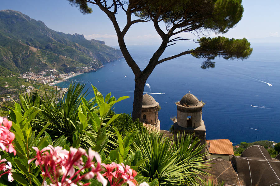 Capri & The Amalfi Coast - Group Tours