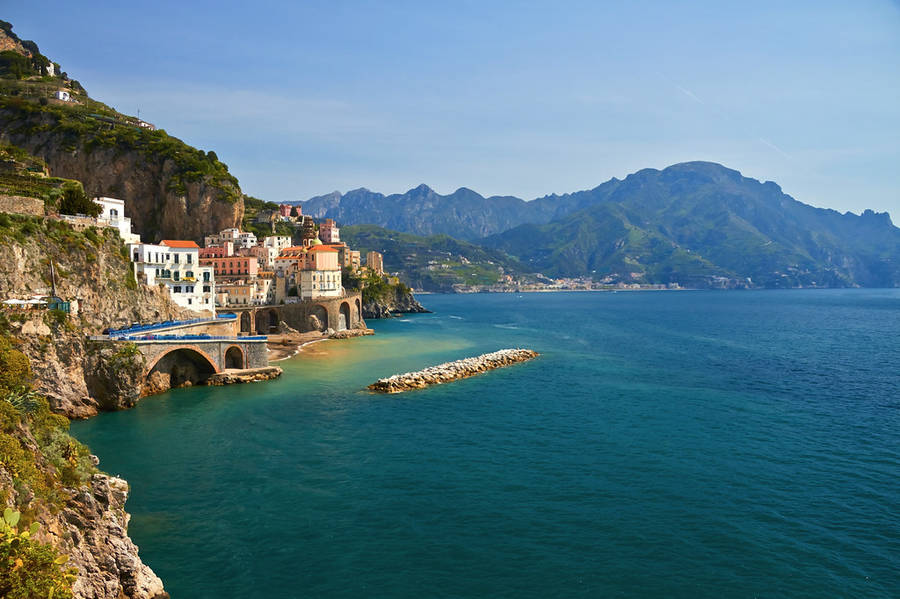 Amalfi Coast and Paestum - Day Tours