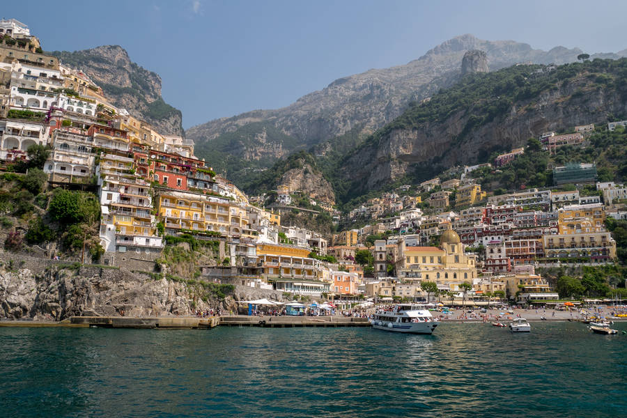 Amalfi Coast Boat Tours - Day Tours