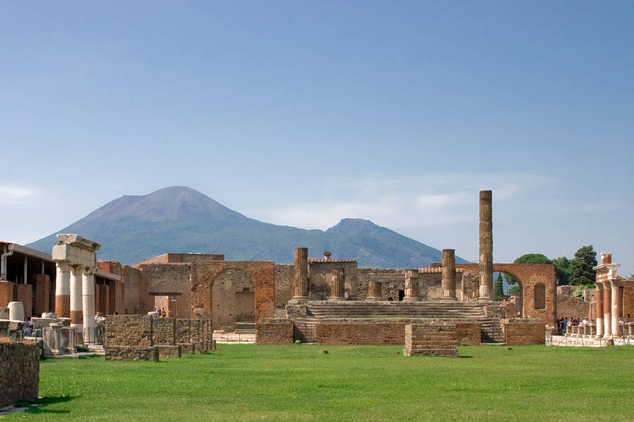 Pompeii and Vesuvius  - Day Tours