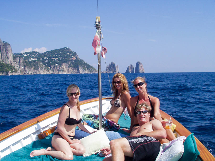 Capri Boat Tours and Excursions -