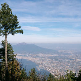 Sorrento's Mount Faito