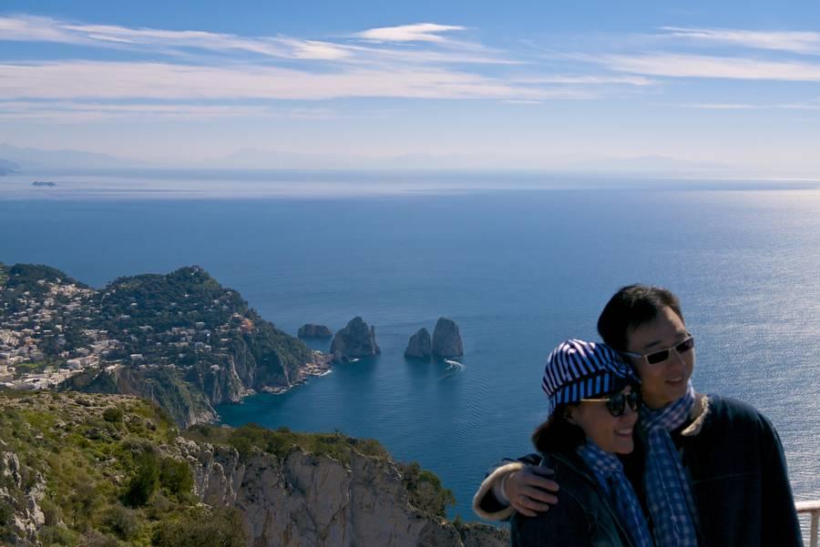 Os 7 lugares mais românticos de Capri para um pedido de casamento