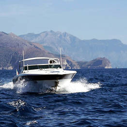 Hire a Speedboat on Capri