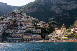 Boat tours from Capri to the Amalfi Coast
