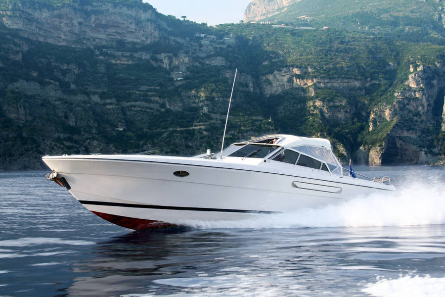 Speedboats - The luxury fleet of speedboats available through Capritime