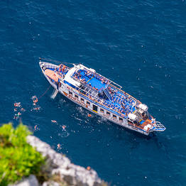 Boat Tours and Trips to Capri from Positano and Amalfi
