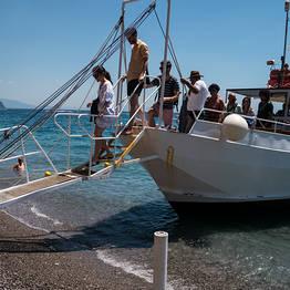 Tours de barco na Costa Amalfitana