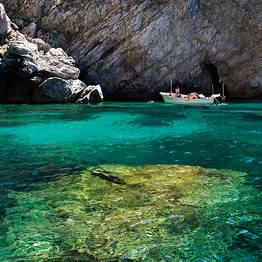 Excursões para Capri de Positano e Amalfi