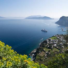 Escursioni a Capri da Positano e Amalfi
