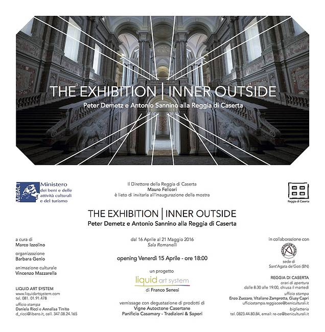 The Exhibition - Inner Outside