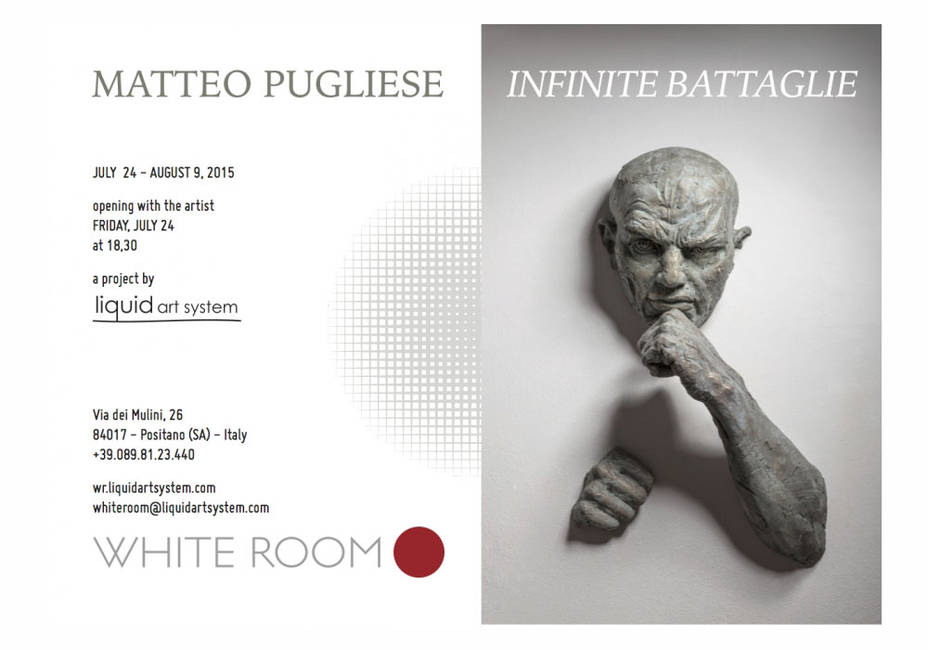 Matteo Pugliese -Infinite Battaglie (Endless Battle)