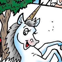 Unicorno di San Michele