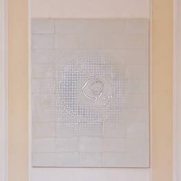 Untitled (wax and palladium)