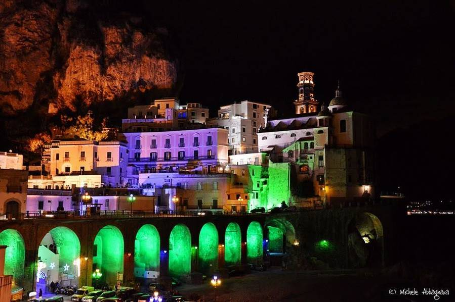 Christmas and New Year's on the Amalfi Coast