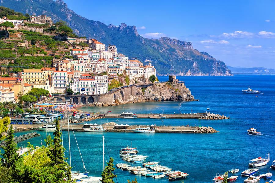 Where To Stay The Amalfi Coast And Sorrento Itineraries Sorrento Coast