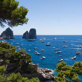 Where to Stay: the Amalfi Coast and Sorrento