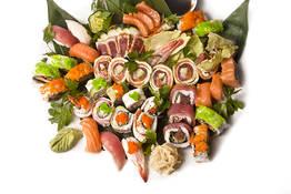Misto Sushi e Sashimi