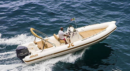 Lucibello Positano - Gommone Joker Boat