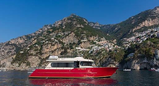 Lucibello Positano - Yacht - Lady L