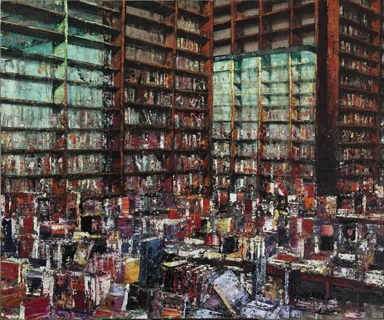 Interno di libreria