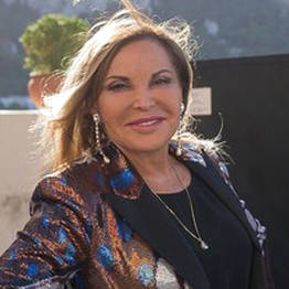La scultrice «ritrova» la sua Serena e trasforma Capri in museo all'aperto