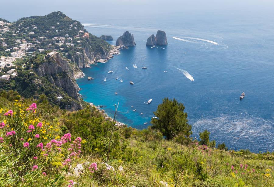 Capri ad Aprile