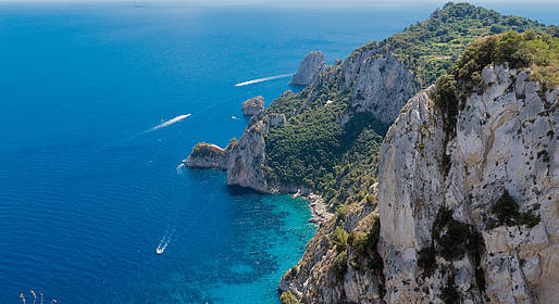 Capri in May