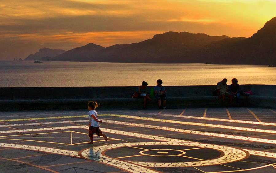 In Costiera Amalfitana con i bambini