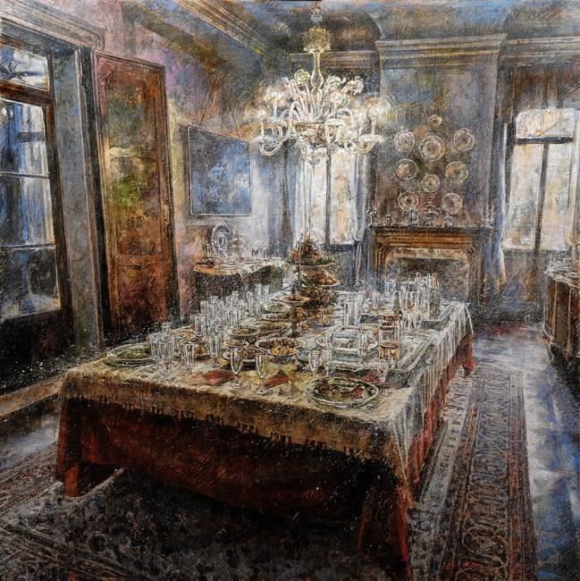 La stanza della festa