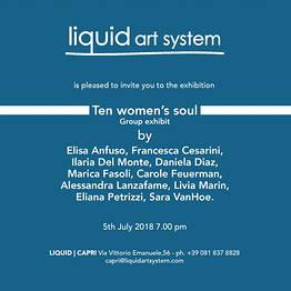 Ten women's soul