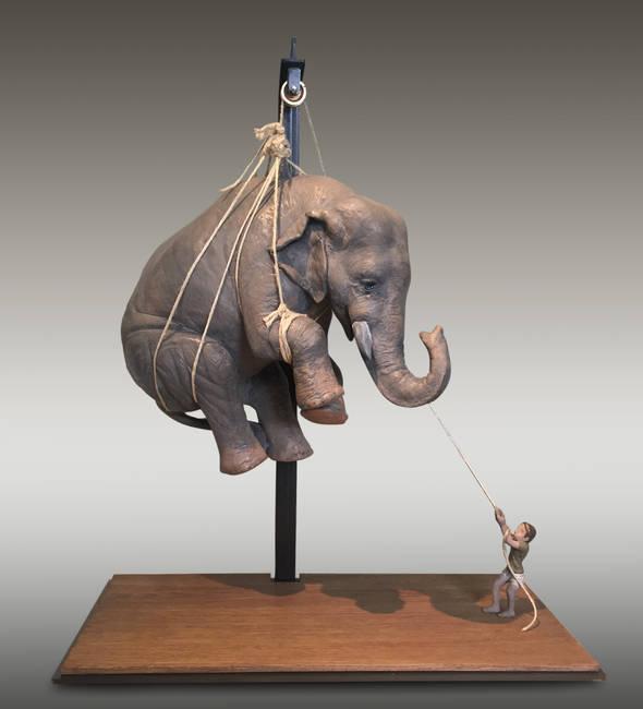 Matteo e l'elefante