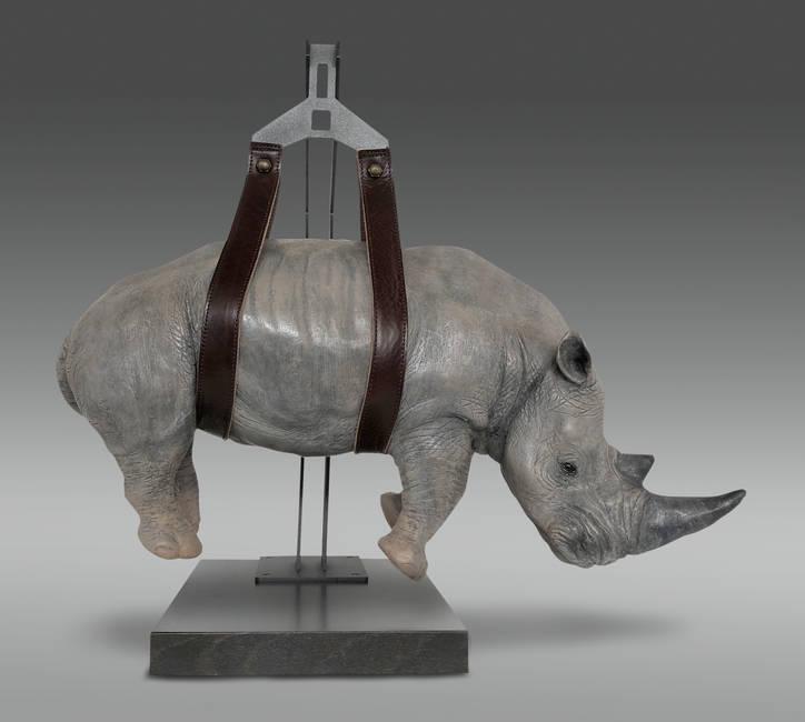 Il peso del tempo sospeso/Rhino Medio