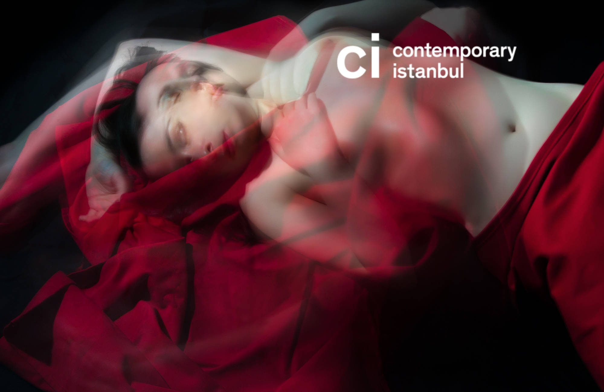 Liquid art system at Contemporary Istanbul 2018