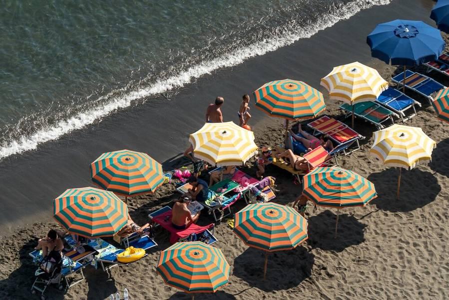 Visiting Sorrento in August - Sorrento