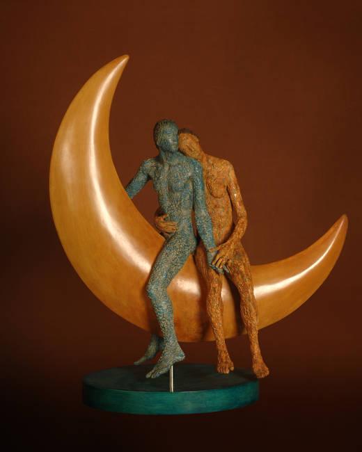 Cavalcando la luna (media)