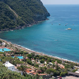 The Giardini Poseidon Spa on Ischia