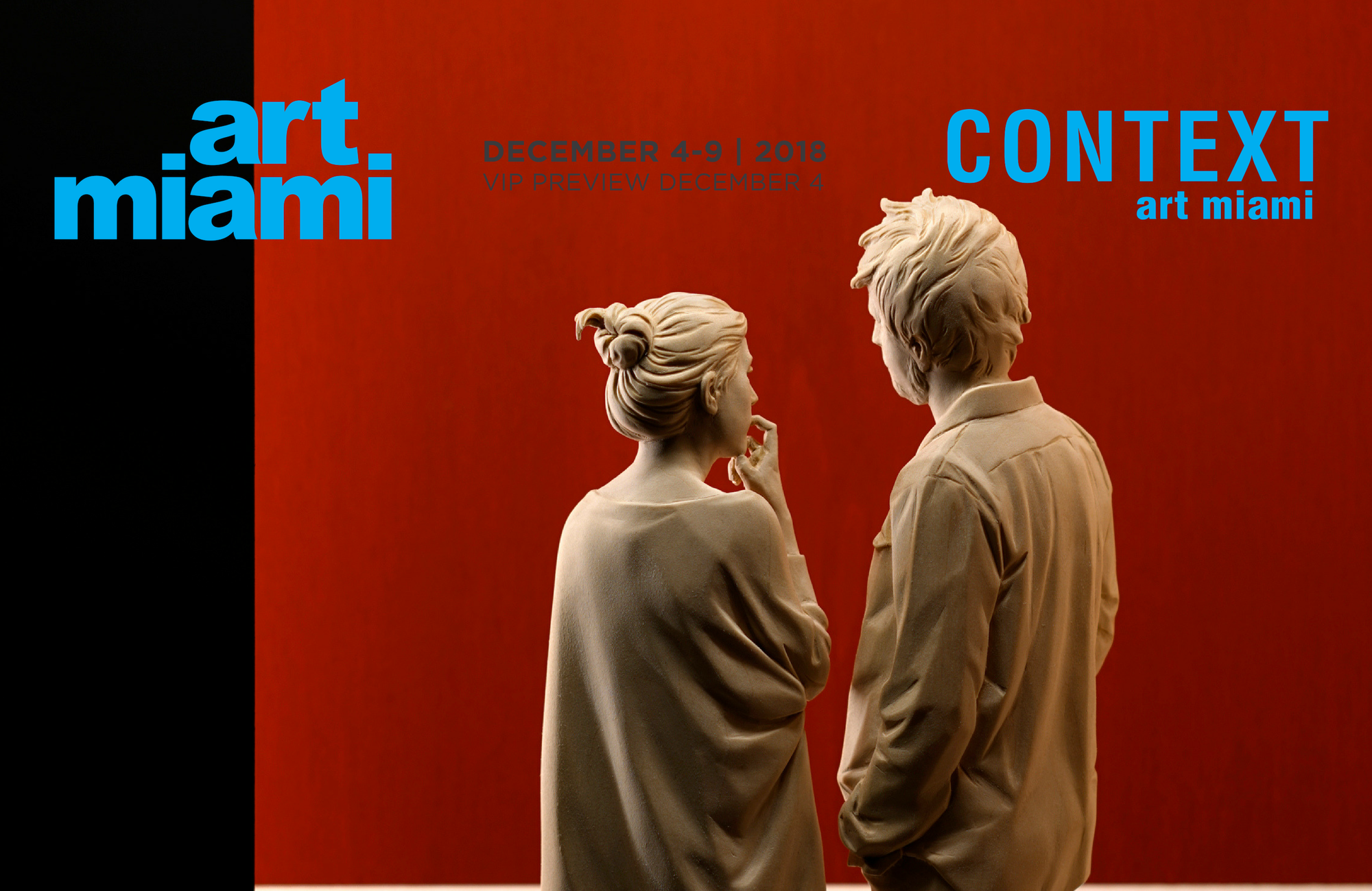 Liquid art system at ART Miami and CONTEXT Miami 2018