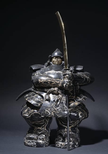 Custode Samurai VIII