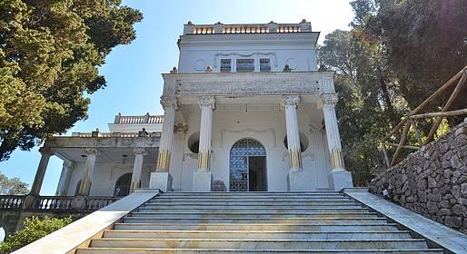 Villa Lysis, un tesoro riscoperto