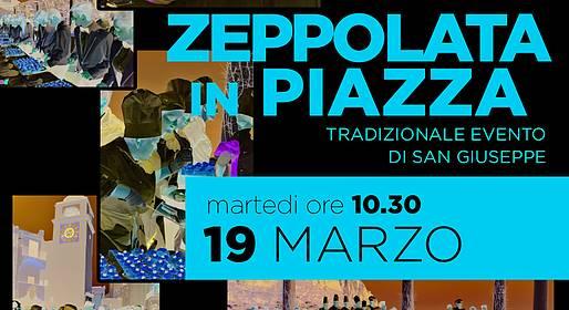 """Torna la tradizionale """"Zeppolata"""" in Piazza"""