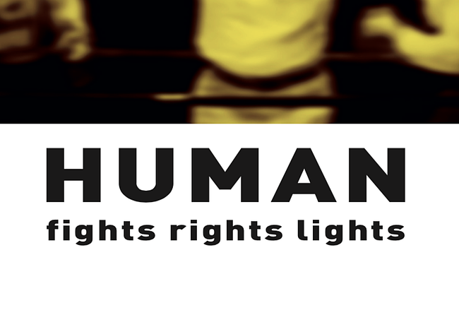 Umberto Ciceri: Fights Rights Lights