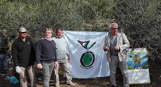 Seconda giornata nazionale Camminata tra gli olivi