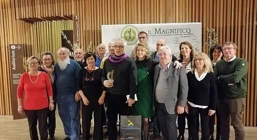 """L'Oro di Capri si aggiudica il Premio """"Il Magnifico"""""""