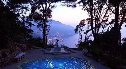 Capri, un viaggio al centro della terra a Villa Lysis
