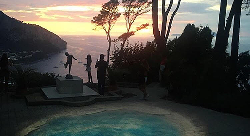 Capri. Lo spettacolare viaggio al centro della Terra a Villa Lysis