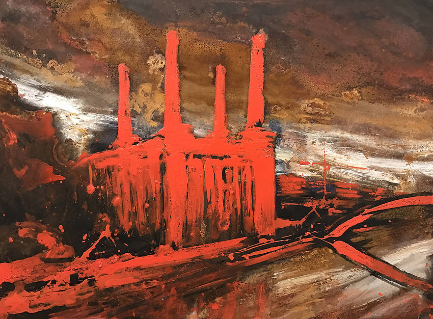 Power Station Rosso (2)