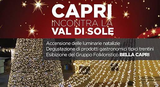 CAPRI INCONTRA LA VAL DI SOLE 2019