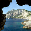 Round trip of the island by boat and the grottoes