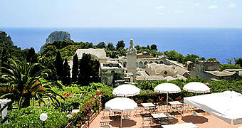 Hotel Sina Flora Capri Hotel